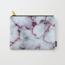 Blood Marble Carry-All Pouch