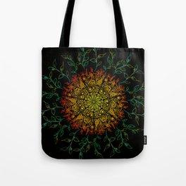 Floral patterns Tote Bag