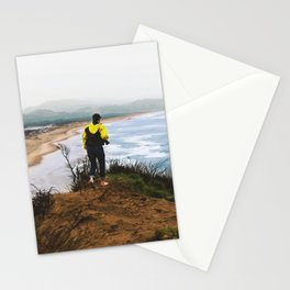 Above the Shoreline Stationery Cards
