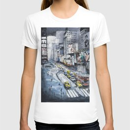 Time square - New York City T-shirt