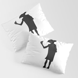 Magic cute Elf Pillow Sham