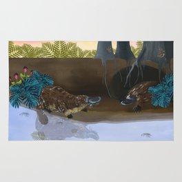 The Platypus Rug