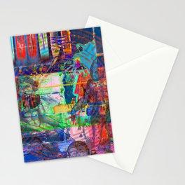 Media Monster Mandala Stationery Cards