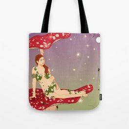 Midsummer Fairy Tote Bag