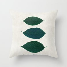 three of a kind 5 Throw Pillow
