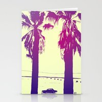 palms Stationery Cards featuring Palms by Giuseppe Cristiano