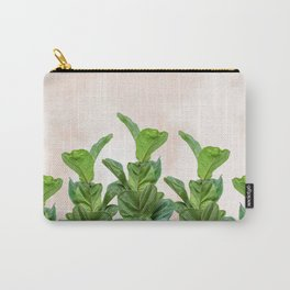 Dreaming candy with green rubber trees Carry-All Pouch