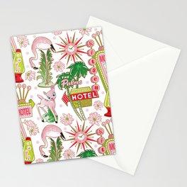 Motel Kitsch Stationery Cards