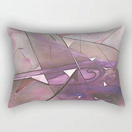 EL CRISTAL CONCLAVE Rectangular Pillow
