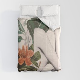 natural beauty-collage 2 Comforters