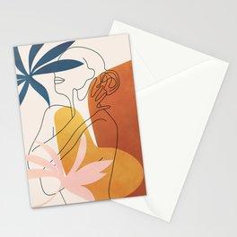 Minimal Movement I Stationery Cards