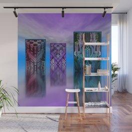 open sky exhibition -1- Wall Mural