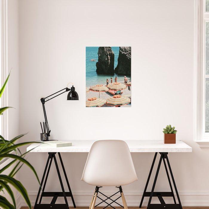 Monterosso Al Mare - Italy Poster
