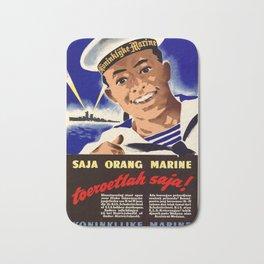 Saja orang Marine Bath Mat