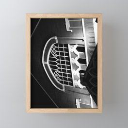 Ryman Auditorium Framed Mini Art Print