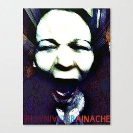 BrainAche! Canvas Print
