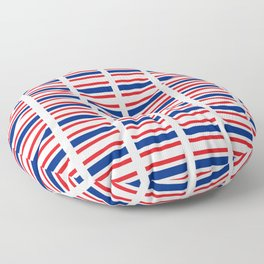 flag of thailand -thailand,Siam,thai,siamese,bangkok. Floor Pillow