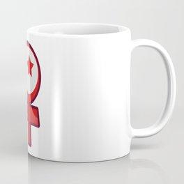 Islamic Feminism Gender Symbol Coffee Mug