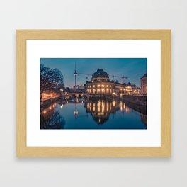Bode Museum Framed Art Print
