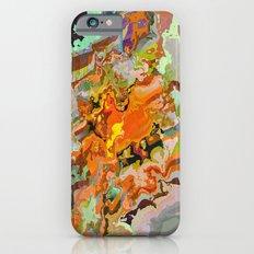 Golden Veins A Slim Case iPhone 6s