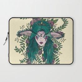 Elf Queen Laptop Sleeve