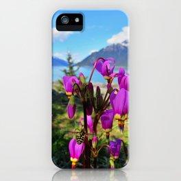 Spring in Alaska iPhone Case
