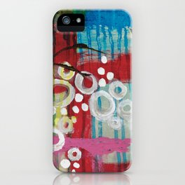 yeah, right iPhone Case