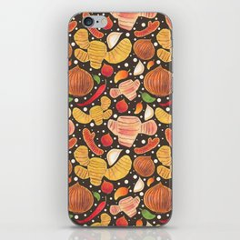 Indonesia Spices iPhone Skin