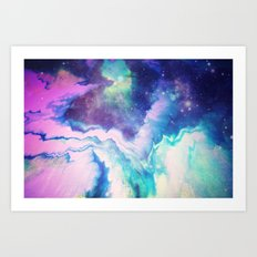Starry Night Art Print