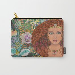Leona Carry-All Pouch