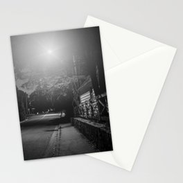 Night Moves 6 Stationery Cards