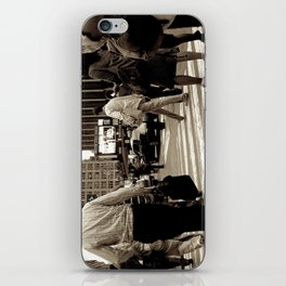 New York City _Rush hour iPhone Skin