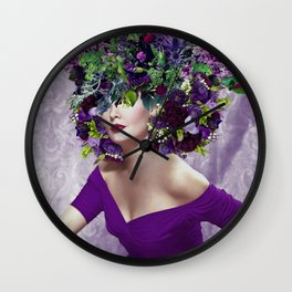 Every Shade of You Wall Clock