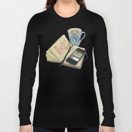 Internet Addict Long Sleeve T-shirt