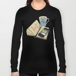 Internet Addict Long Sleeve T-shirt