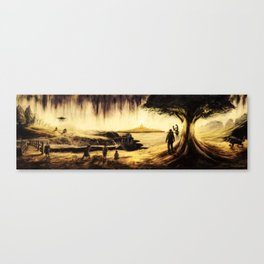 Legend of Zelda: Twilight Symphony Poster Canvas Print