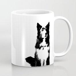 Gal Custom Dog art Coffee Mug