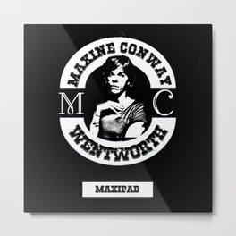 MAXINE CONWAY Metal Print