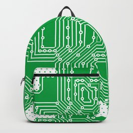 Computer board pattern Backpack