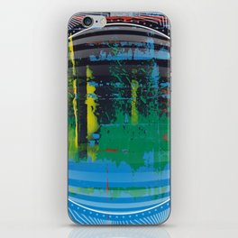 Color Chrome - 3D graphic iPhone Skin