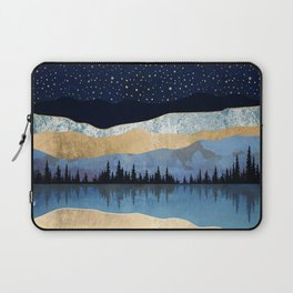 Midnight Lake Laptop Sleeve