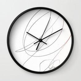 Materials Fotor Pencil Wall Clock