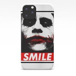 The Joker SMile iPhone Case