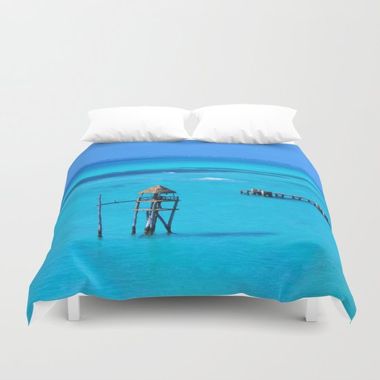 Lifeguard II Duvet Cover