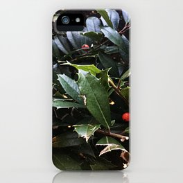 Tree Close Up iPhone Case