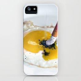 - hi. I'm in love with you. - OK. iPhone Case