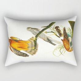 Marsh Hawk Rectangular Pillow