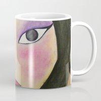 mulan Mugs featuring Mulan by Jgarciat