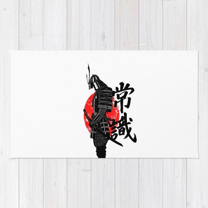 master samurai Rug