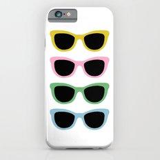 Sunglasses #4 iPhone 6s Slim Case